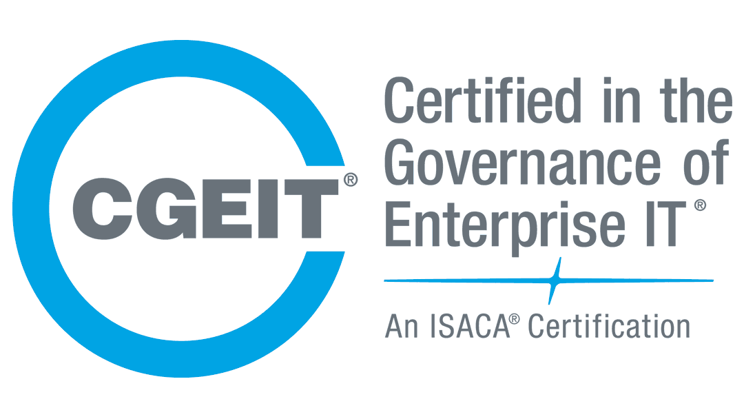 ISACA's CGEIT Certification
