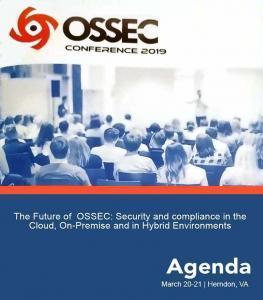 OSSEC brochure cover