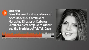 Trust Ourselves and be Courageous by Baan Alsinawi